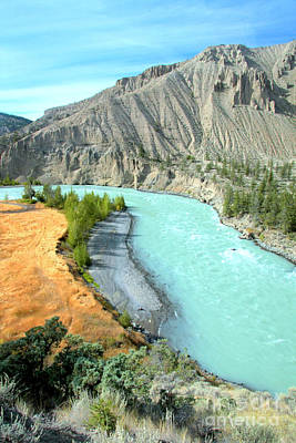 Photograph - Chilcotin Grandeur by Frank Townsley