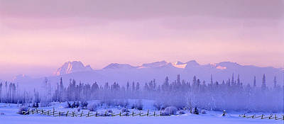 Photograph - Chilcotin Morning by Thomas Born