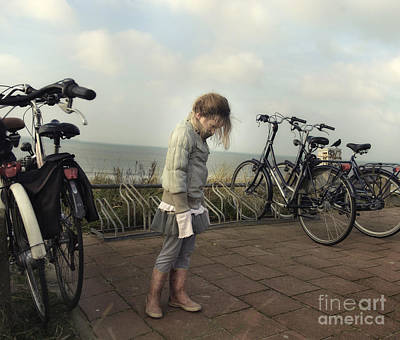 Child In Time Print by Michel Verhoef