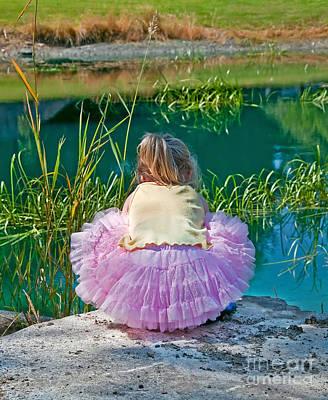 Photograph - Childhood Fun by Valerie Garner