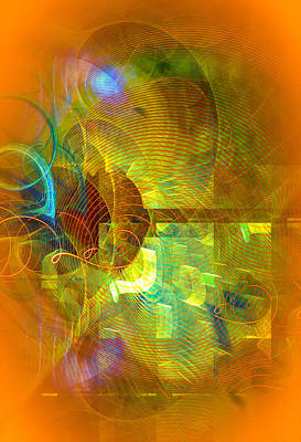 Surrealism Royalty-Free and Rights-Managed Images - Childhood memory by Modern Abstract