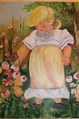 Painting - Childhood Wonders by Dody Rogers