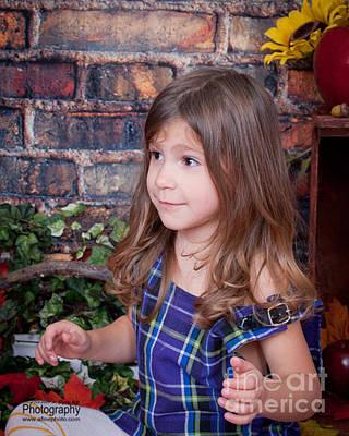 Photograph - Children Fall by Alana Ranney