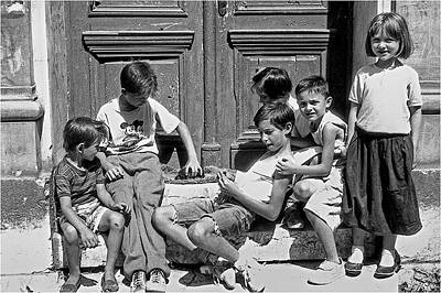 Photograph - Children Of Sarajevo _ Children Of War by Mirza Ajanovic