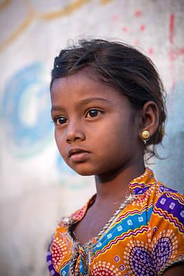 Photograph - Children Of Zainabad by Brad Grove