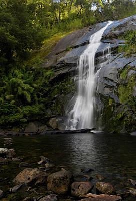 Striking Photograph - Chile South America Cascada Nido De by Scott T. Smith