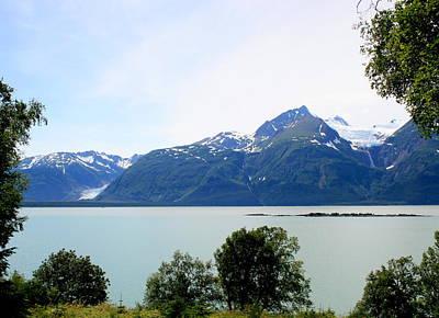 Photograph - Chilkat Lake by Betty-Anne McDonald