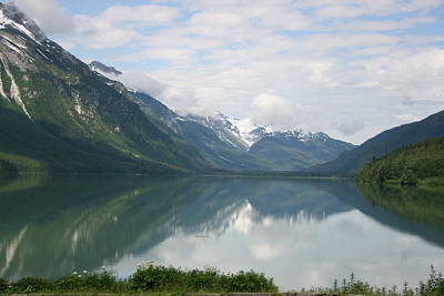 Photograph - Chilkoot Lake by Betty-Anne McDonald
