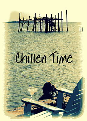 Photograph - Chillen Time 1 by Sheri McLeroy