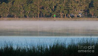 Photograph - Chilly October Morning by Dale Powell