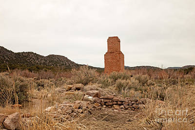 Photograph - Chimney by Fred Stearns