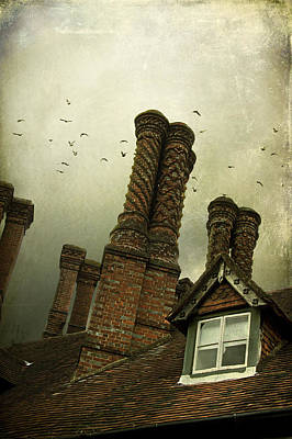 Photograph - Chimney Stacks by Ethiriel  Photography
