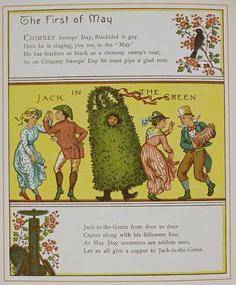 Chimney Sweep's Day Art Print