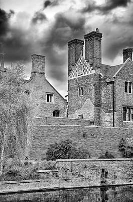 Cambridge Photograph - Chimneys by Hipgnosis