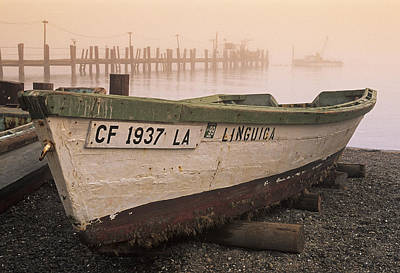 Photograph - China Camp by Doug Davidson