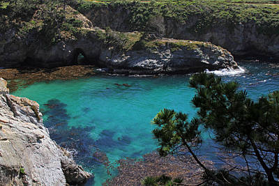 China Cove Photograph - China Cove by Donna Kennedy