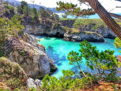 China Cove Photograph - China Cove by Fred Nugent