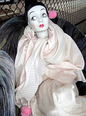 Photograph - China Doll Chillin by Ed Weidman