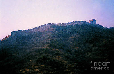 First Star Art By Jrr Photograph - China Great Wall By Jrr by First Star Art