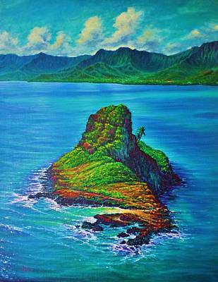 Painting - Chinaman's Hat by Joseph   Ruff