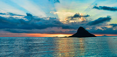 Photograph - Chinaman's Hat Panorama by Dan McManus