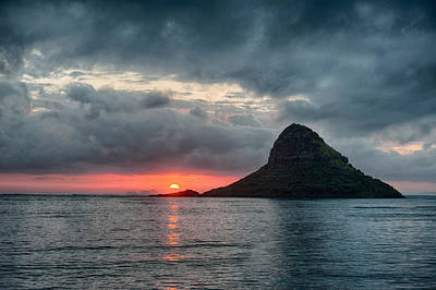 Photograph - Chinaman's Hat Sunrise by Dan McManus