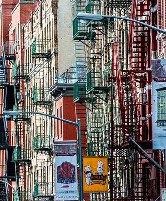 Chinatown Art Print by James Howe