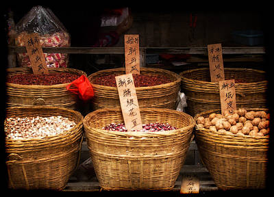 Chinese Baskets Original