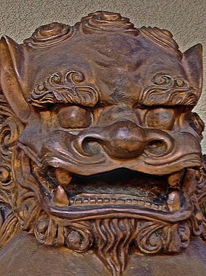 Photograph - Chinese Dragon by Bill Owen