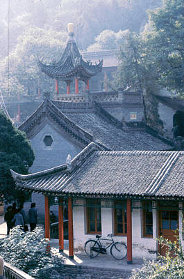Photograph - Chinese Home by John Warren