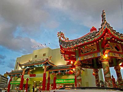 Photograph - Chinese Market by Paul Rainwater