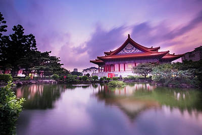 Photograph - Chinese Palace by © Copyright 2011 Sharleen Chao
