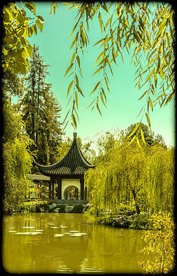 Chinese Pavillion Art Print