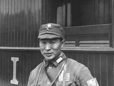 Terminal Photograph - Chinese Soldier In Peiping by Underwood Archives