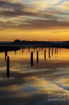 Photograph - Chinook Creek Washington 2 by Bob Christopher