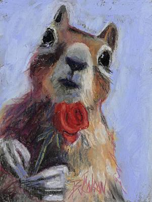 Pastel - Chipmunk Romance by Billie Colson