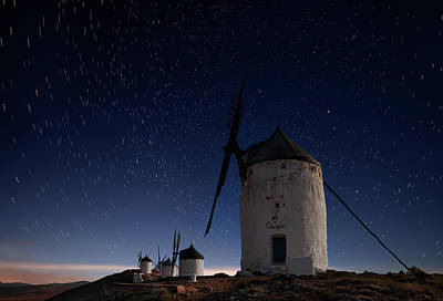 Netherlands Landscape Photograph - Chispa by Martin Zalba
