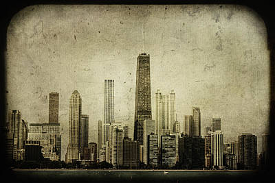 Photograph - Chitown by Andrew Paranavitana