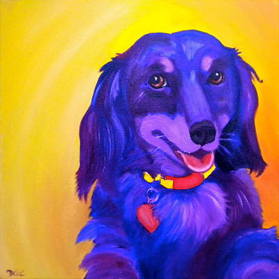Painting - Chloe' by Debi Starr