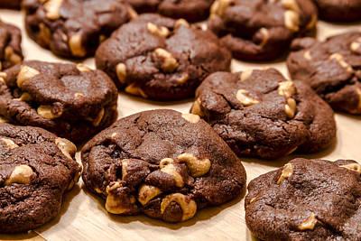 Photograph - Chocolate Cookie Treats by Teri Virbickis