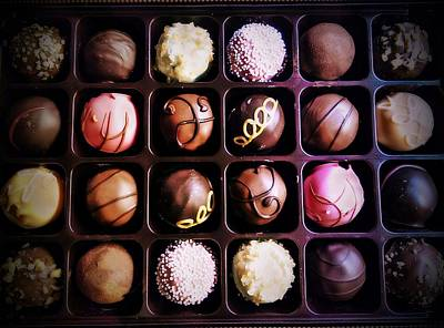 Photograph - Chocolate Really Is Art by Denisse Del Mar Guevara