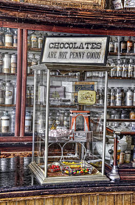 Photograph - Chocolates Are Not Penny Goods by Ken Smith