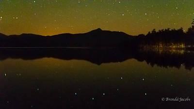 Photograph - Chocorua Star Dipper by Brenda Jacobs