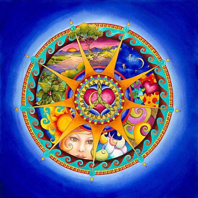 Choose Peace Original by Vikki Reed