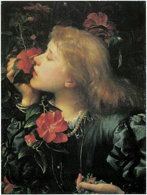 Choosing Painting - Choosing  by George Frederic Watts