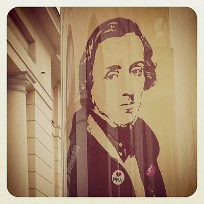 Chopin Photograph - Chopin by Giorgio Marcante