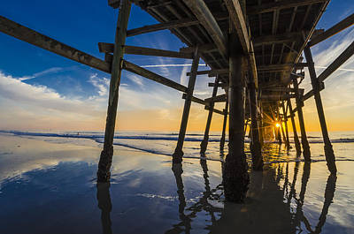 San Clemente Photograph - Chopsticks by Sean Foster