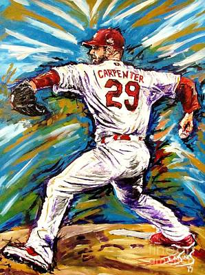 Chris Carpenter Original