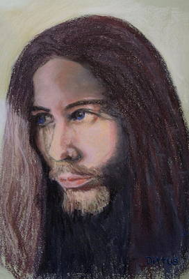 Painting - Christ by Chrissey Dittus