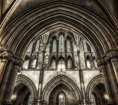 Wine Corks Royalty Free Images - Christ Church Dublin 2 Royalty-Free Image by Bruce Ingwall